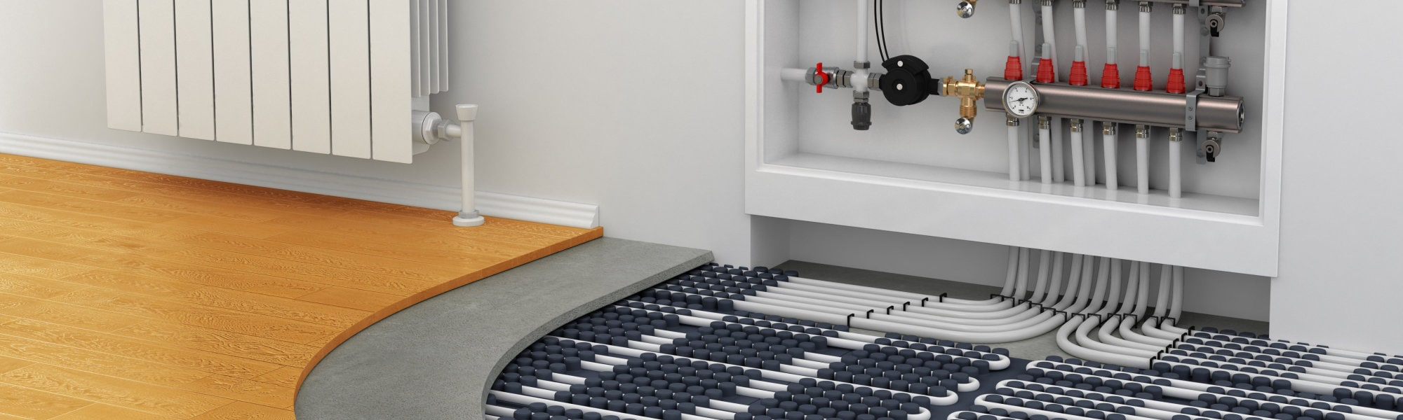 Radiant Floors Installation Repairs